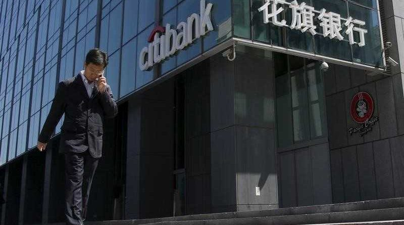 Citigroup > banca azioni