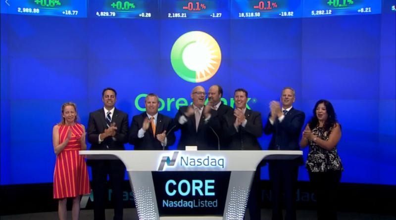 Core-Mark Holding azioni