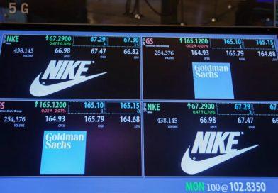 Nike azioni
