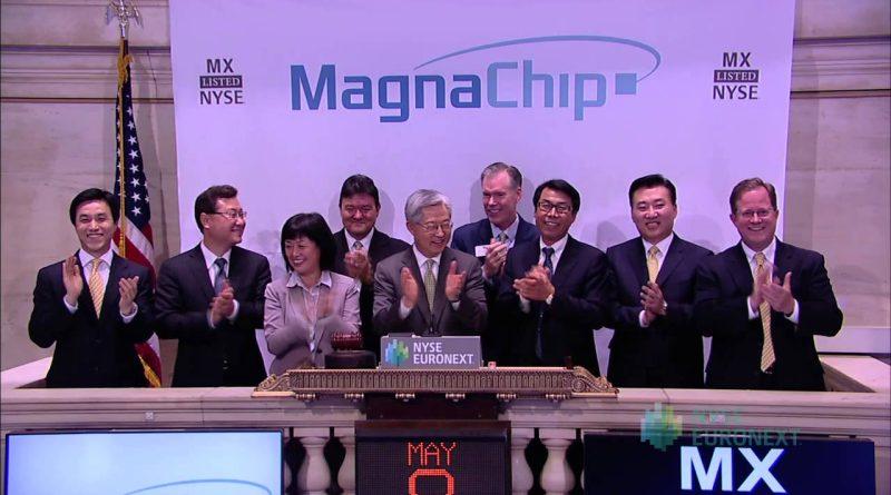 MagnaChip Semiconductor Corp. azioni