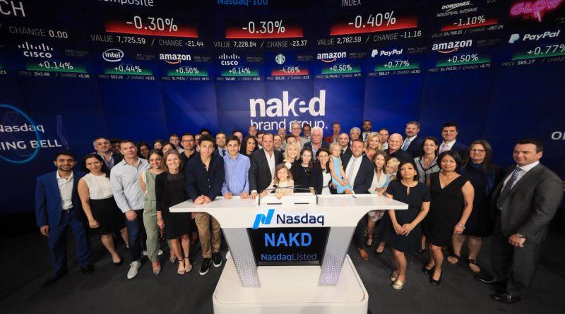 Naked Brand Group azioni